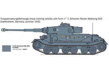 Model Kit tank 6565 - VK 4501(P) Tiger Ferdinand (1:35)