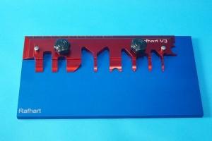 Rafhart V3 - ohýbačka fotoleptaných dílů