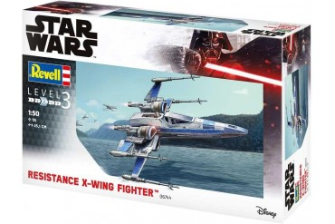 Model Set SW 66744 - Resistance X-Wing Fighter (1:50)