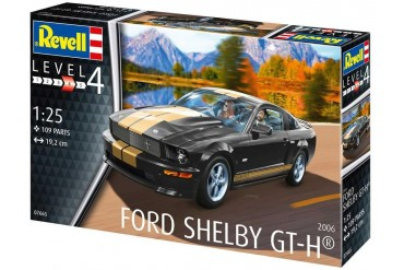 Plastic ModelKit auto 07665 - Shelby GT-H (2006) (1:25)