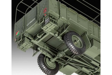 Plastic ModelKit military 03282 - Model W.O.T. 6   (1:35)