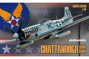 P-51 Mustang Chattanooga Choo Choo (1:48) - 11134
