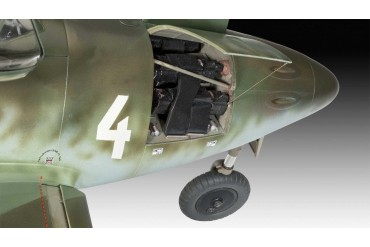 Plastic ModelKit letadlo 03875 - Me262 A-1 Jetfighter (1:32)