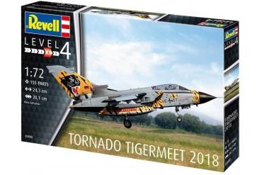 "ModelSet letadlo 63880 - Tornado ECR ""Tigermeet 2018"" (1:72)"