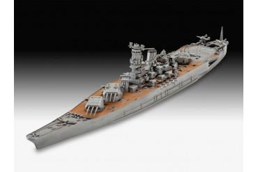 ModelSet loď 66822 - Musashi (1:1200)