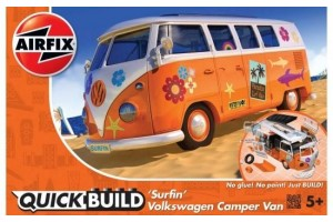Quick Build - VW Camper Surfin' - J6032