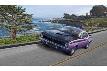 Modelset auto 67664 - 1970 Plymouth AAR Cuda (1:25)