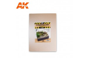 Extrudovaná pěna (Extruded foam) - A4 30mm - 8099