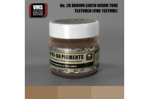 EU Brown Earth Warm Tone - Fine Texture - SO.No2bFT