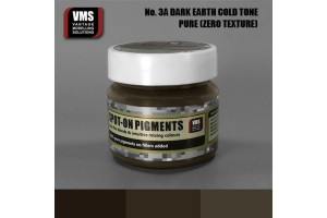 EU Dark Earth Chernozem Cold Tone - Zero Texture - SO.No3aZT
