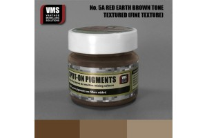 Red Earth Brown Tone - Fine Texture - SO.No5aFT