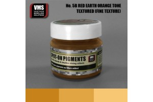 Red Earth Orange Tone - Fine Texture - SO.No5bFT