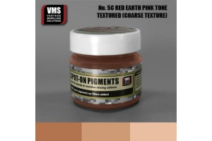 Red Earth Pink Tone - Coarse Texture - SO.No5cCT