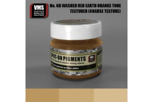 Red Earth Washed Orange Tone - Coarse Texture - SO.No6bCT