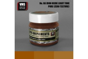 Light Iron Oxide Fresh Rust - Zero Texture - SO.No8aZT