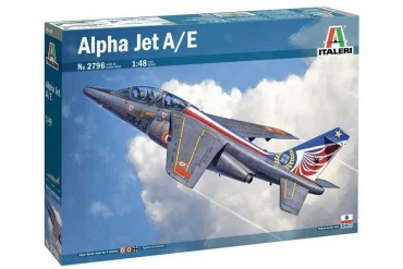 Model Kit letadlo 2796 - Alpha Jet A/E (1:48)