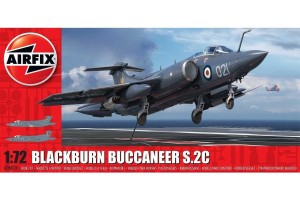 Classic Kit letadlo A06021 - Blackburn Buccaneer S Mk.2 RN (1:72)