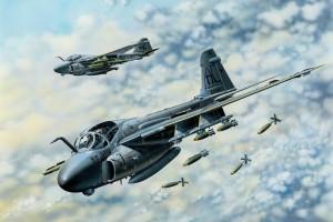 A-6E TRAM Intruder 1:48 - 81710