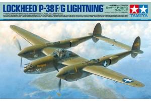 P-38 F/G Lightning 1:48 - 61120