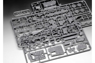 Plastic ModelKit military 03283 - GTK Boxer Command Post NL (1:72)