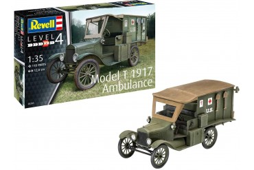 Plastic ModelKit military 03285 - Model T 1917 Ambulance (1:35)