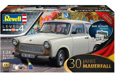 "Gift-Set diorama 07619 - 30th Anniversary ""Fall of the Berlin Wall"" (1:24)"