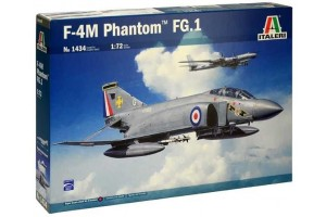 Model Kit letadlo 1434 - F-4M PHANTOM FG.1 (1:72)
