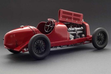 Model Kit auto 4706 - ALFA ROMEO 8C 2300 Monza (1:12)