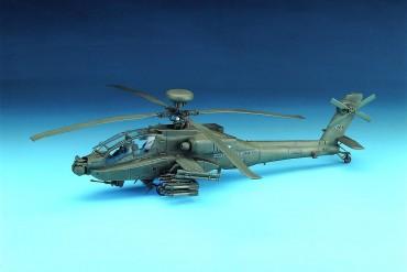 Model Kit vrtulník 12268 - AH-64D LONGBOW (1:48)