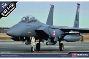 "Model Kit letadlo 12295 - F-15E ""Seymour Johnson"" (1:48)"