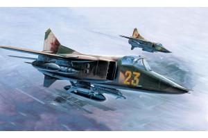 MiG-27 FLOGGER-D (1:72) - 12455