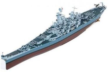 Model Kit loď 14401 - USS Missouri BB-63 (1:400)
