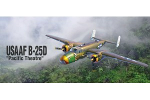 "USAAF B-25D ""Pacific Theatre"" (1:48) - 12328"