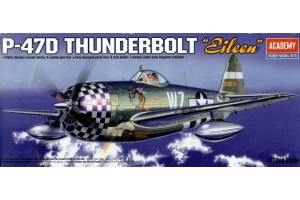 """P-47D """"EILEEN"""" (1:72) - 12474"""