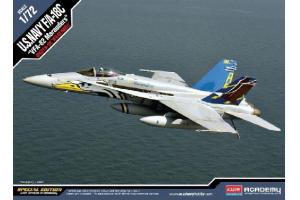 """F/A-18C U.S NAVY VFA-82 """"MARAUDERS"""" LE: (1:72) - 12534"""