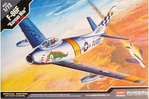 "F-86F ""KOREAN WAR"" LE: (1:72) - 12546"
