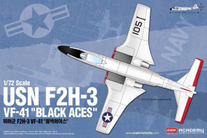 "USN F2H-3 VF-41 ""BLACK ACES"" (1:72) - 12548"
