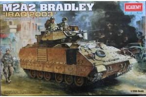 M2A2 BRADLY OIF (1:35) - 13205