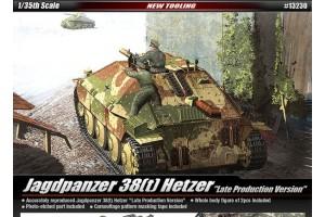 "Jagdpanzer 38(t) HETZER ""LATE VERSION"" (1:35) - 13230"