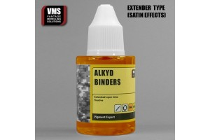 ALKYD Binders EXTENDER - 50 ml - PE01.EX