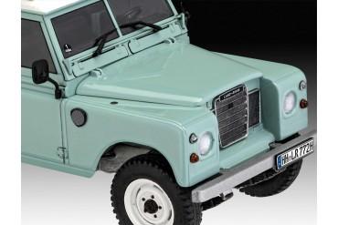 Plastic ModelKit auto 07047 - Land Rover Series III (1:24)