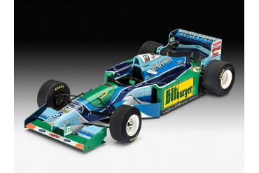 "Gift-Set auto 05689 - 25th Anniversary ""Benetton Ford"" (1:24)"
