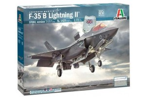 Model Kit letadlo 1425 - F-35 B Lightning II STOVL version (1:72)