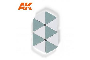 Oboustranná brousící houbička (Doble-Sided Sponge File) - AK9029