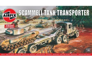 Classic Kit VINTAGE military A02301V - Scammell Tank Transporter (1:76)