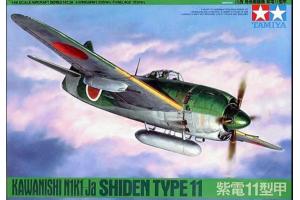 N1K1-J Shiden Type 11 (1:48) - 61038