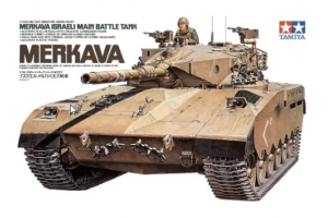 Merkava Israeli MBT (1:35) - 35127