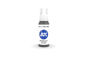 212: Gunmetal (17ml) - acryl