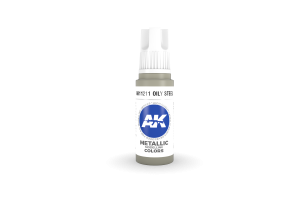 211: Oily Steel (17ml) - acryl