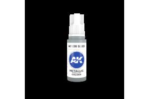 209: Silver (17ml) - acryl
